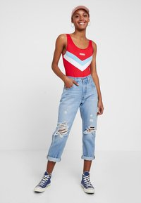 Levi's® - FLORENCE BODYSUIT - Top - brilliant red - 1