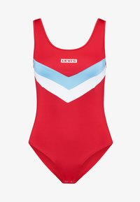 Levi's® - FLORENCE BODYSUIT - Top - brilliant red - 4