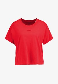tonal baby tab brilliant red