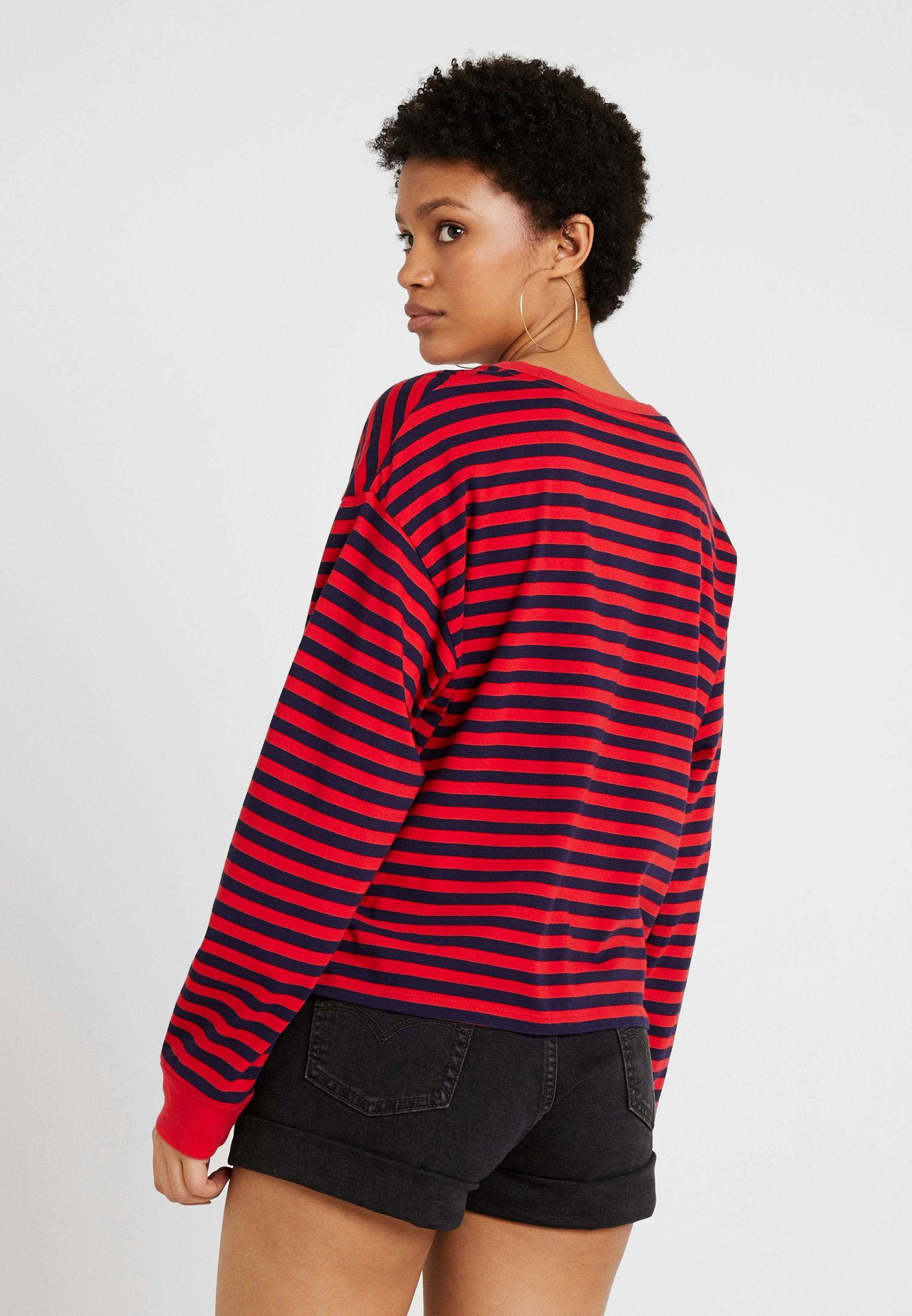 LONG SLEEVET Levix27;s® à manches GRAPHIC longues shirt red n8wkOP0