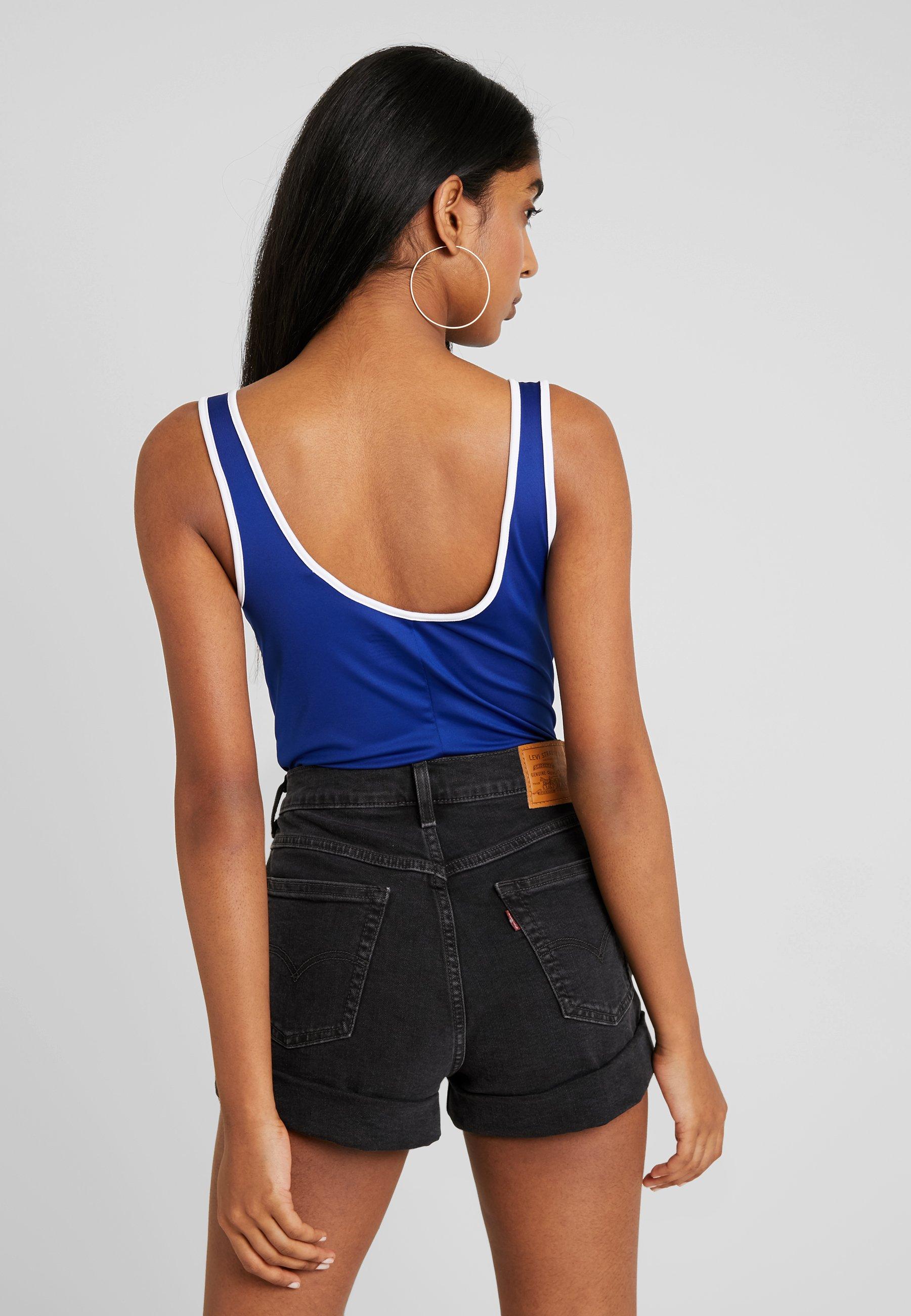 Levi's® Graphic Bodysuit - Topper Blue