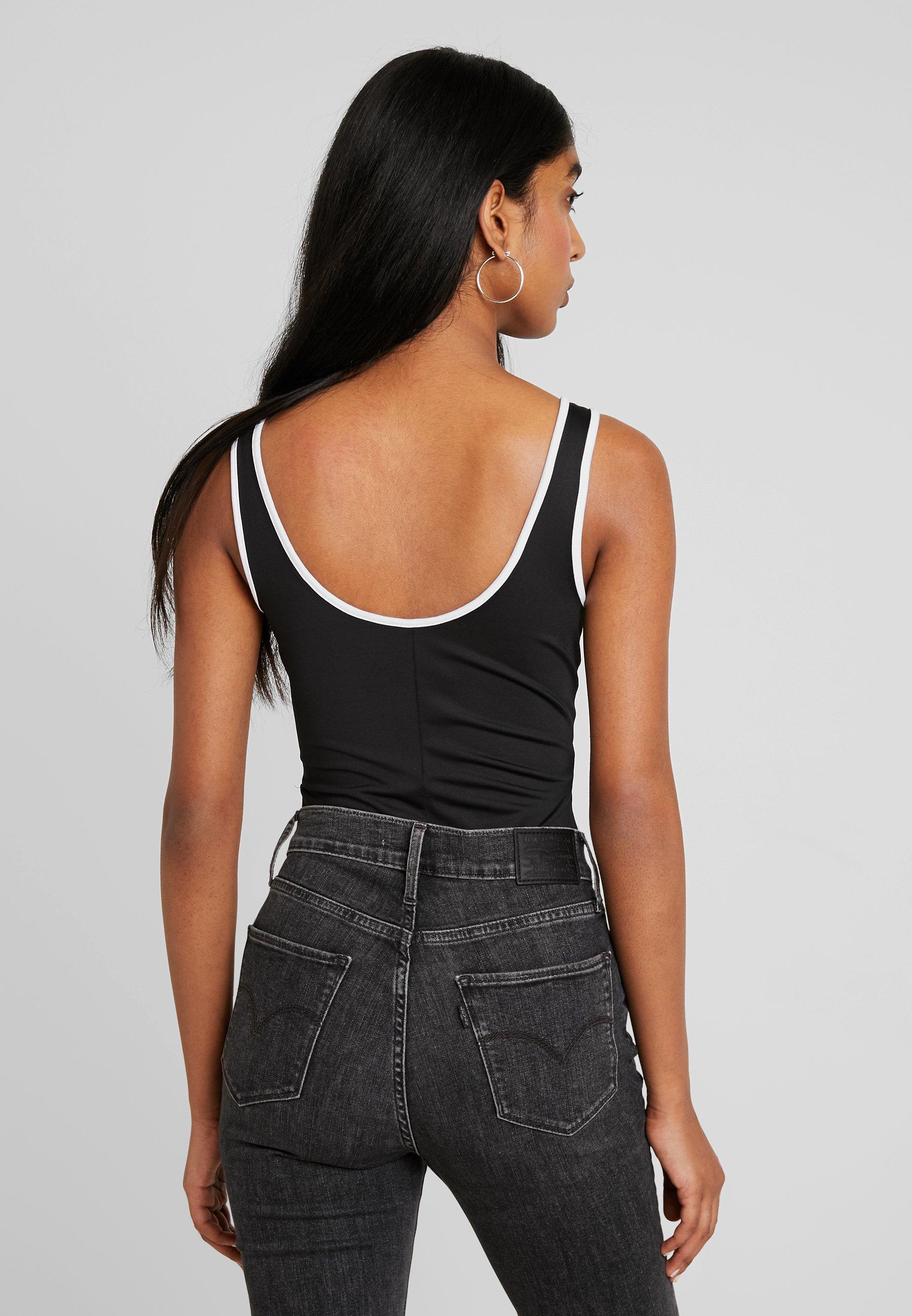 BodysuitDébardeur Levi's® Black Levi's® Graphic BodysuitDébardeur Graphic vnwN8m0