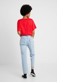 Levi's® - DRAWSTRING TEE - Print T-shirt - brilliant red - 2