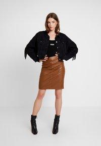 Levi's® - JOSIE  - Long sleeved top - black - 1