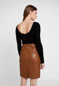 Levi's® - JOSIE  - Long sleeved top - black - 2