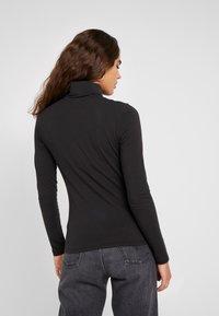 Levi's® - TURTLENECK - Long sleeved top - meteorite - 2