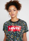 Levi's® - GRAPHIC VARSITY TEE - T-Shirt print - multicolor