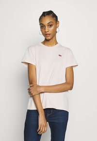 Levi's® - PERFECT TEE - T-shirt con stampa - peach blush - 0