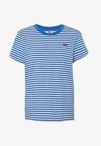 Levi's® - PERFECT TEE - T-shirts med print - raita marina - 3