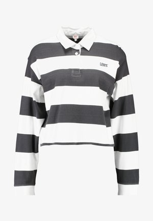 LETTERMAN RUGBY - Long sleeved top - forged iron