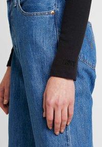 Levi's® - PENNY MOCKNECK - Long sleeved top - caviar - 5