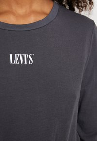 Levi's® - GRAPHIC BODYSUIT - Long sleeved top - forged iron - 5