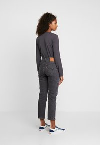 Levi's® - GRAPHIC BODYSUIT - Long sleeved top - forged iron - 2