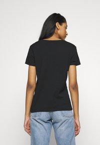 Levi's® - Levi's® x Super Mario - T-shirt print - black - 2