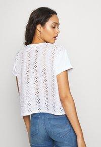 Levi's® - VERONICA TEE - Print T-shirt - white - 2