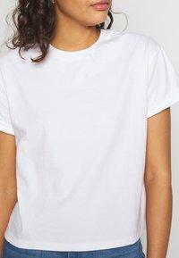 Levi's® - VERONICA TEE - Print T-shirt - white - 5