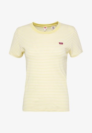 BABY TEE - T-shirt basique - pale banana