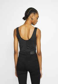 Levi's® - GRAPHIC BODYSUIT - Top - black - 2