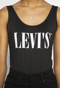 Levi's® - GRAPHIC BODYSUIT - Top - black - 4