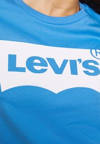 Levi's® - THE PERFECT TEE - T-shirt con stampa - marina