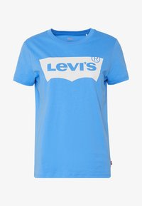 Levi's® - THE PERFECT TEE - T-shirt con stampa - marina - 4
