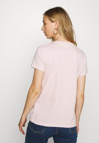 Levi's® - THE PERFECT TEE - T-shirts med print - sepia rose - 2