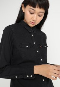 Levi's® - ULTIMATE WESTERN - Button-down blouse - shiny happy people - 4