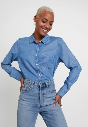 THE ULTIMATE BACK - Button-down blouse - medium authentic