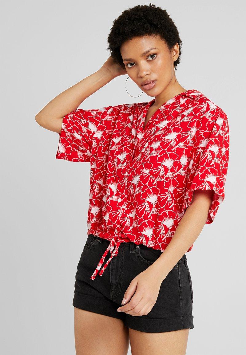 Levi's® - PALOMA SHIRT - Skjortebluser - red