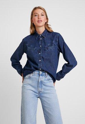 DORI WESTERN - Button-down blouse - doubt it