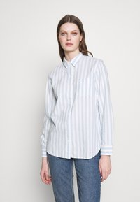 Levi's® - THE ULTIMATE - Camicia - white/light blue - 0