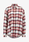 THE UTILITY - Button-down blouse - sandshell