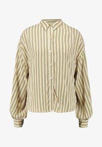 Levi's® - MARGOT - Koszula - stripe sandshell - 4