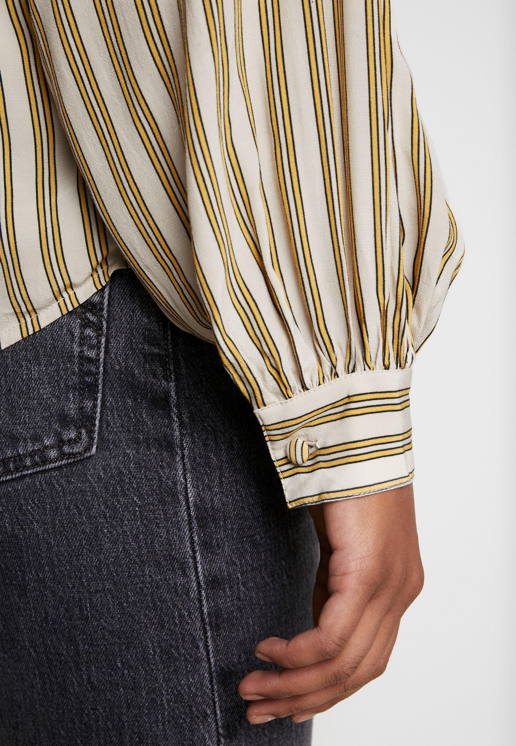 Levi's® MARGOT Koszula stripe sandshell Zalando.pl  3yKY4