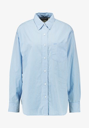 THE DAD SHIRT POCKET - Košile - adelia stripe powder blue