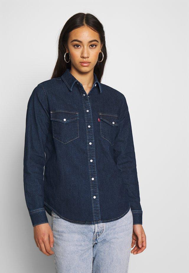 ESSENTIAL WESTERN - Button-down blouse - supernatural