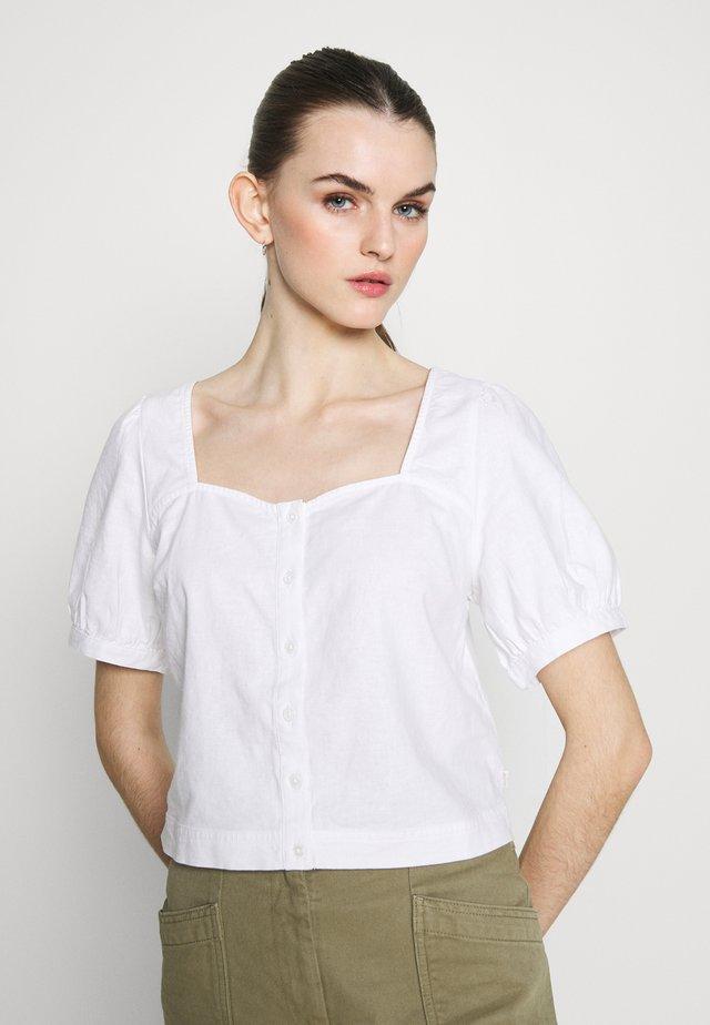 SIMONE - Bluzka - bright white