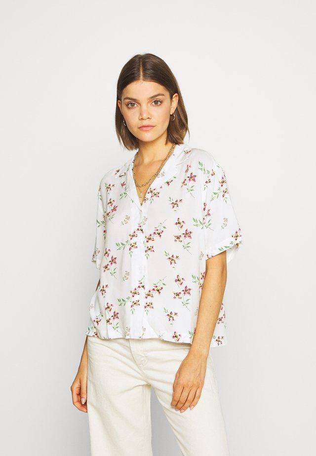 ROWAN - Button-down blouse - off-white