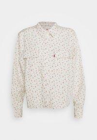 Levi's® - OLSEN UTILITY - Skjorte - off-white - 4