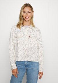 Levi's® - OLSEN UTILITY - Skjorte - off-white - 0