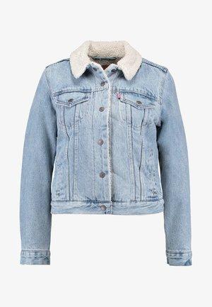 ORIGINAL SHERPA TRUCKER - Denim jacket - strangeways
