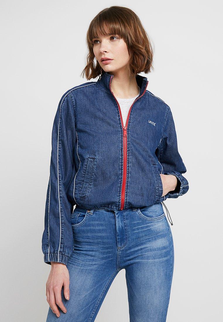 Levi's® - GERI JACKET - Summer jacket - med authentic stonewash