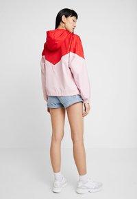 Levi's® - KIMORA JACKET - Windbreaker - raglan pink lady/brilliant red - 2