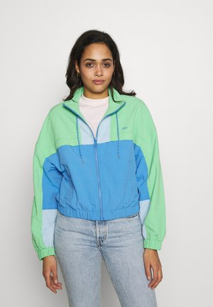 CELESTE WINDBREAKER - Trainingsjacke - absinthe green