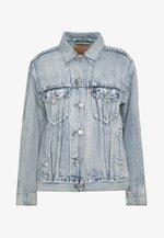 EX-BOYFRIEND TRUCKER - Veste en jean - extra-ordinary