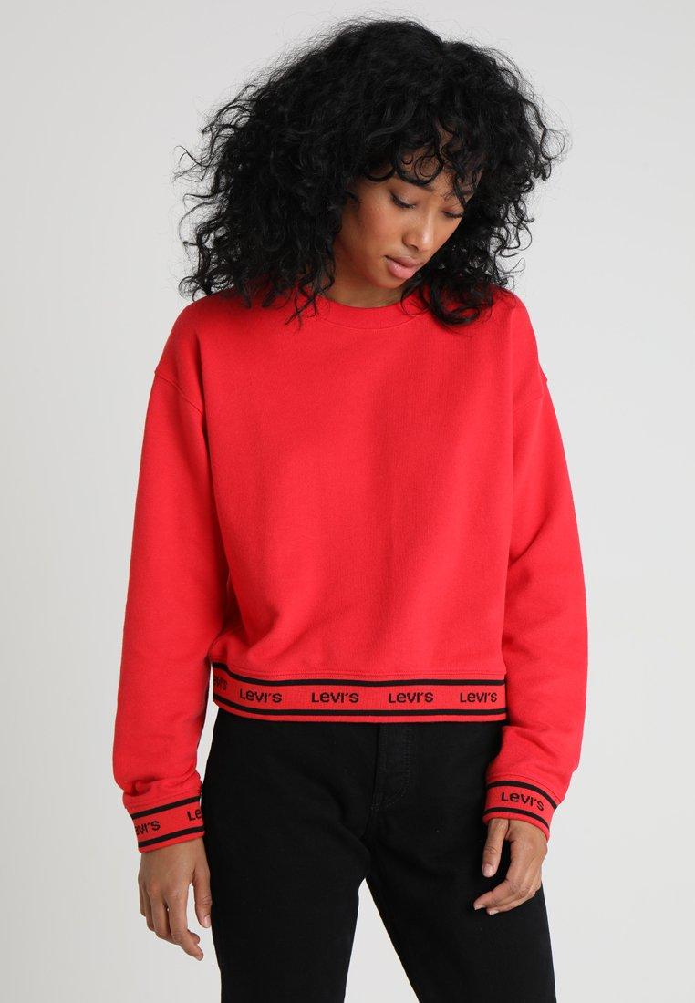 Levi's® - LOGO TRIM - Sweatshirt - lychee red