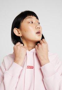 Levi's® - GRAPHIC SPORT HOODIE - Hoodie - baby tab pink lady - 3