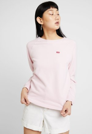 RELAXED GRAPHIC CREW - Sweatshirt - batwing chest hit pink lady