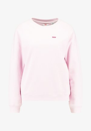 RELAXED GRAPHIC CREW - Sudadera - batwing chest hit pink lady