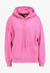 Levi's® - UNBASIC HOODIE - Felpa con cappuccio - pink - 3